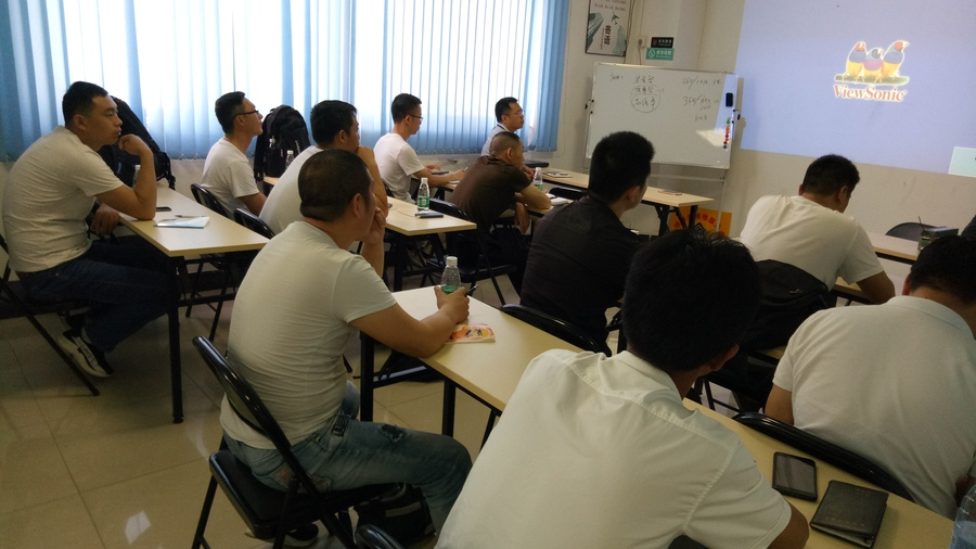 世能和鋰電池理論知識培訓